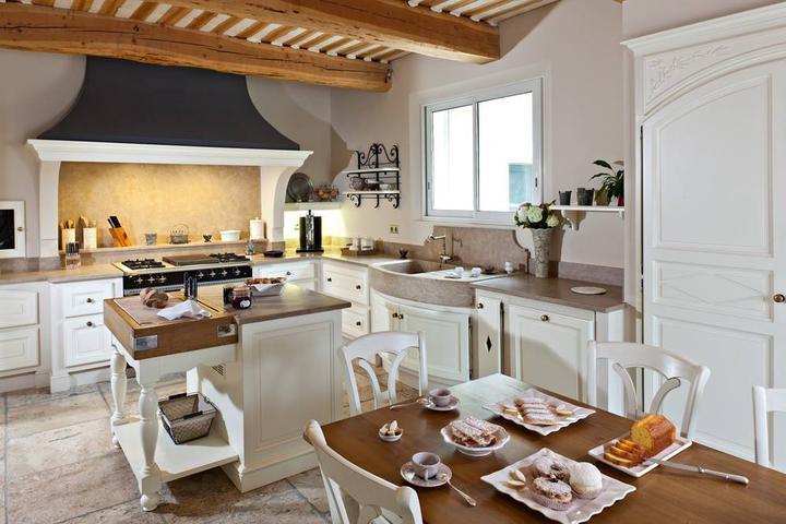 Rustikàlna kuchyňa, to je teplo domova - Obrázok č. 16