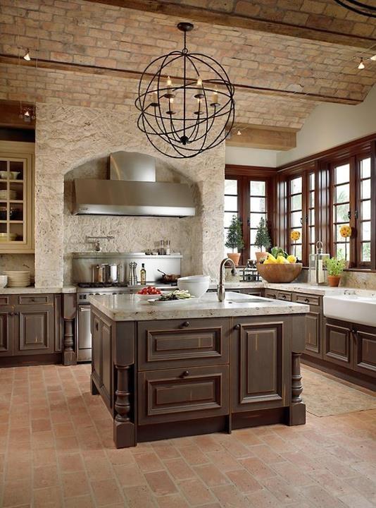 Rustikàlna kuchyňa, to je teplo domova - Obrázok č. 33