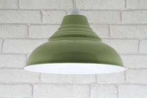Industrial lampa, krása