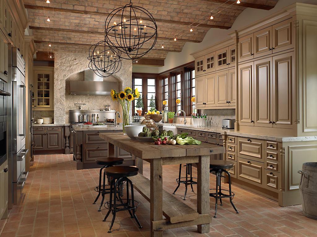 Rustikàlna kuchyňa, to je teplo domova - Obrázok č. 39