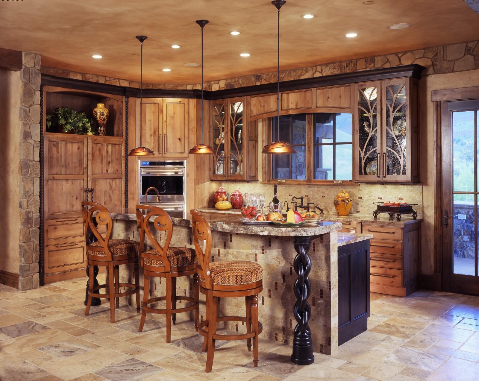 Rustikàlna kuchyňa, to je teplo domova - Obrázok č. 40