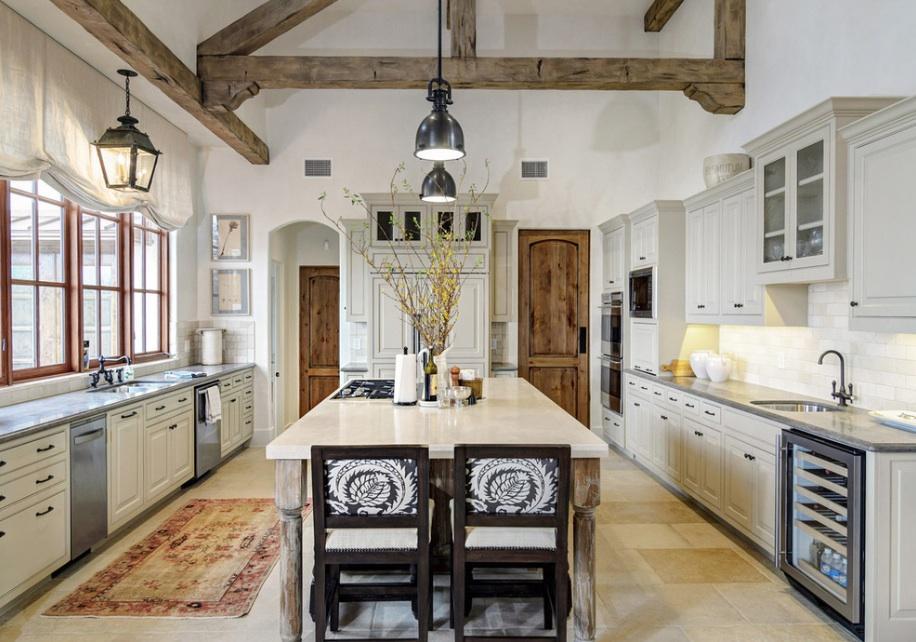 Rustikàlna kuchyňa, to je teplo domova - Obrázok č. 45