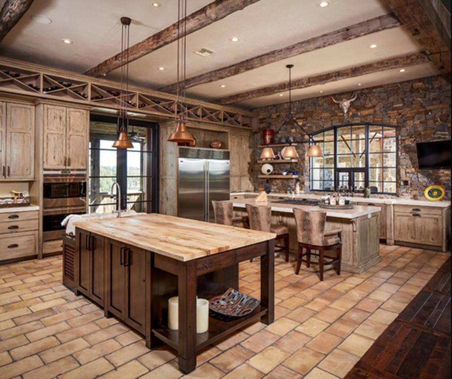 Rustikàlna kuchyňa, to je teplo domova - Obrázok č. 21