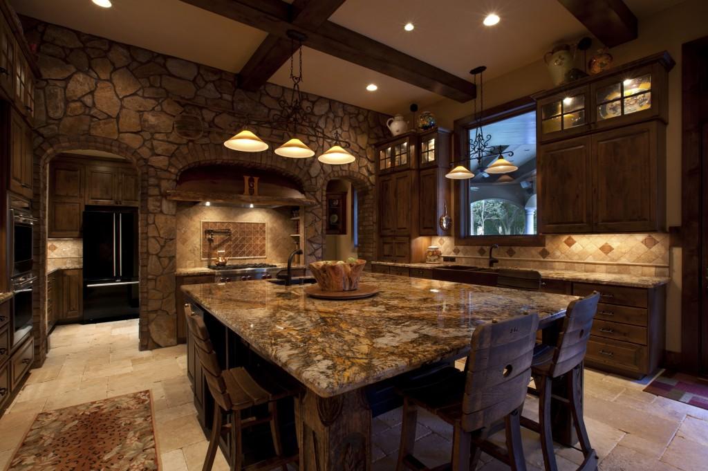 Rustikàlna kuchyňa, to je teplo domova - Obrázok č. 42