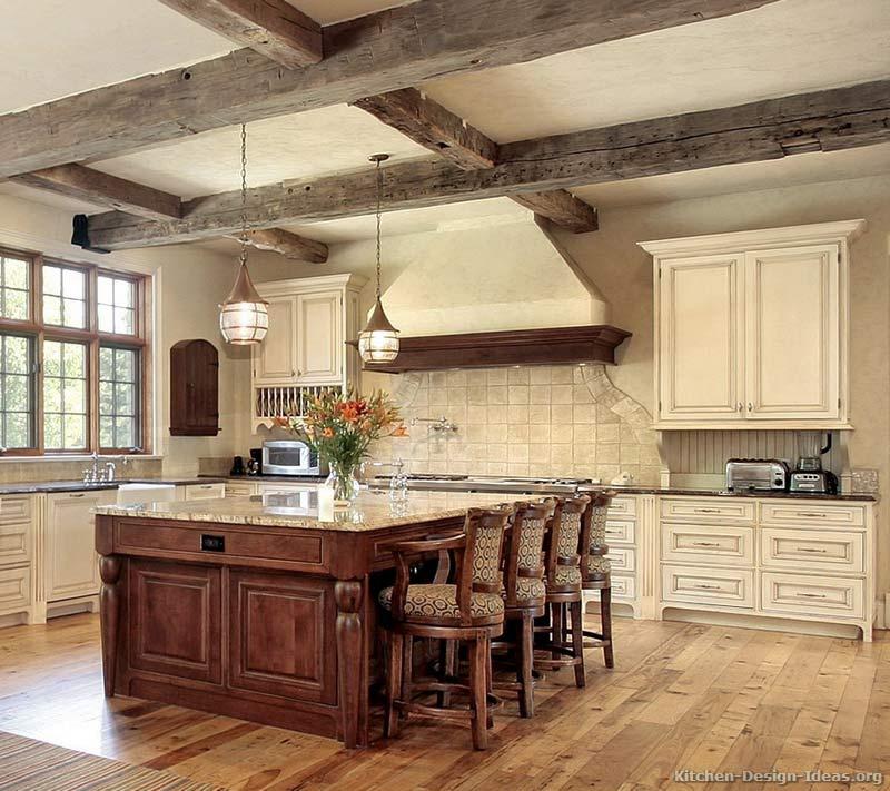 Rustikàlna kuchyňa, to je teplo domova - Obrázok č. 12