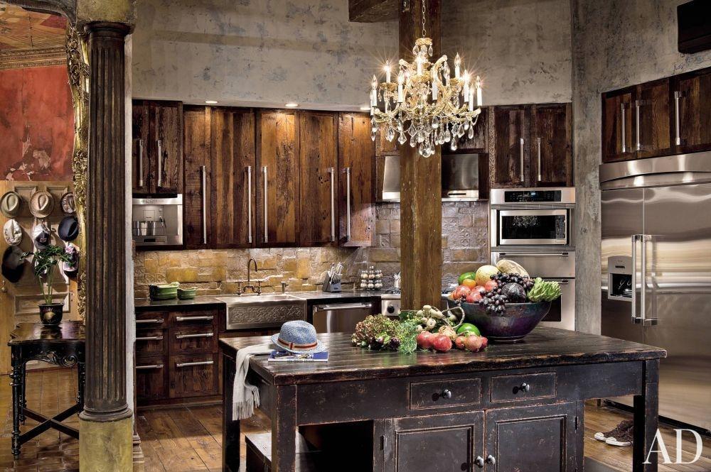 Rustikàlna kuchyňa, to je teplo domova - Obrázok č. 48
