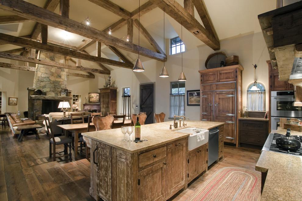 Rustikàlna kuchyňa, to je teplo domova - Obrázok č. 50