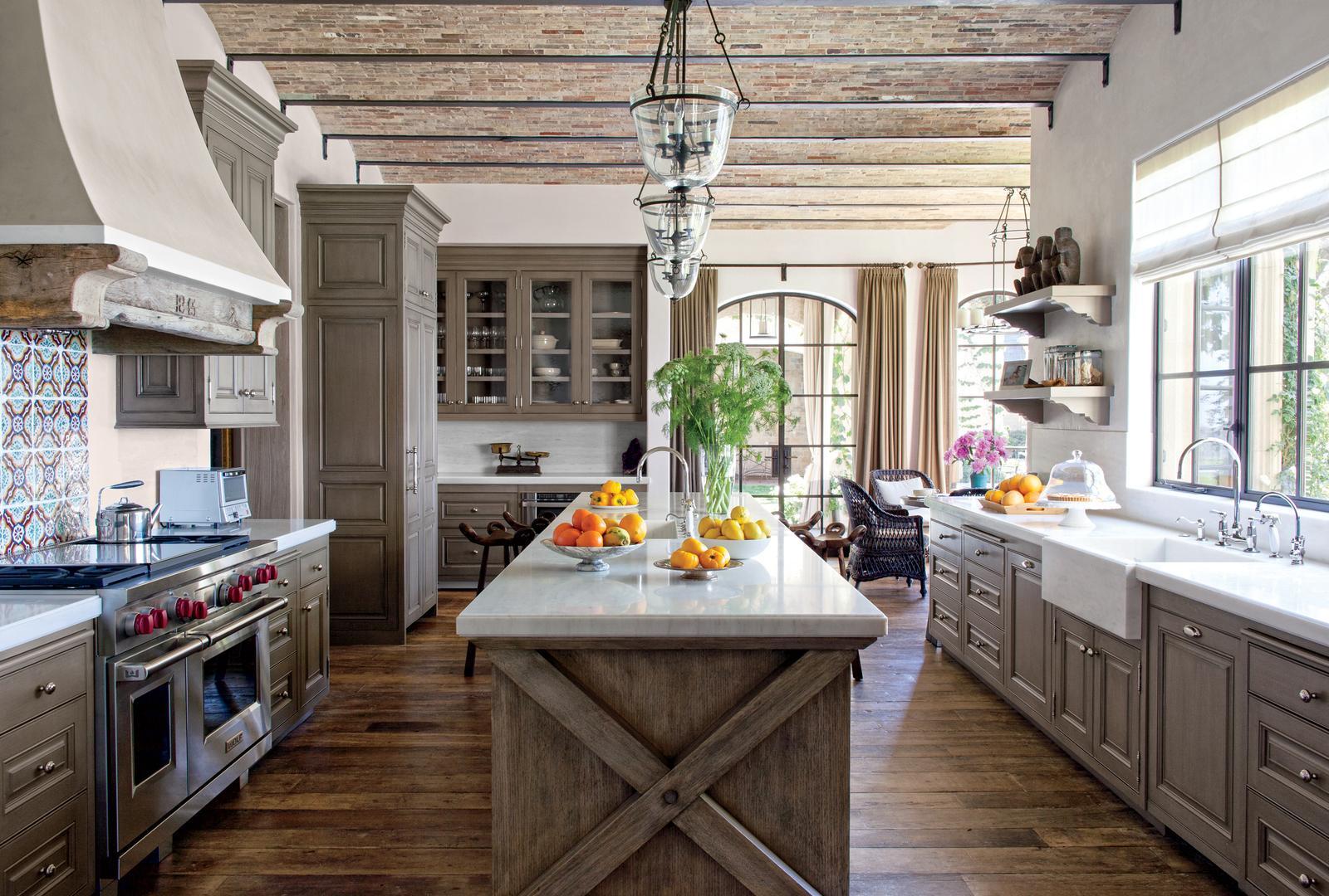 Rustikàlna kuchyňa, to je teplo domova - Obrázok č. 52