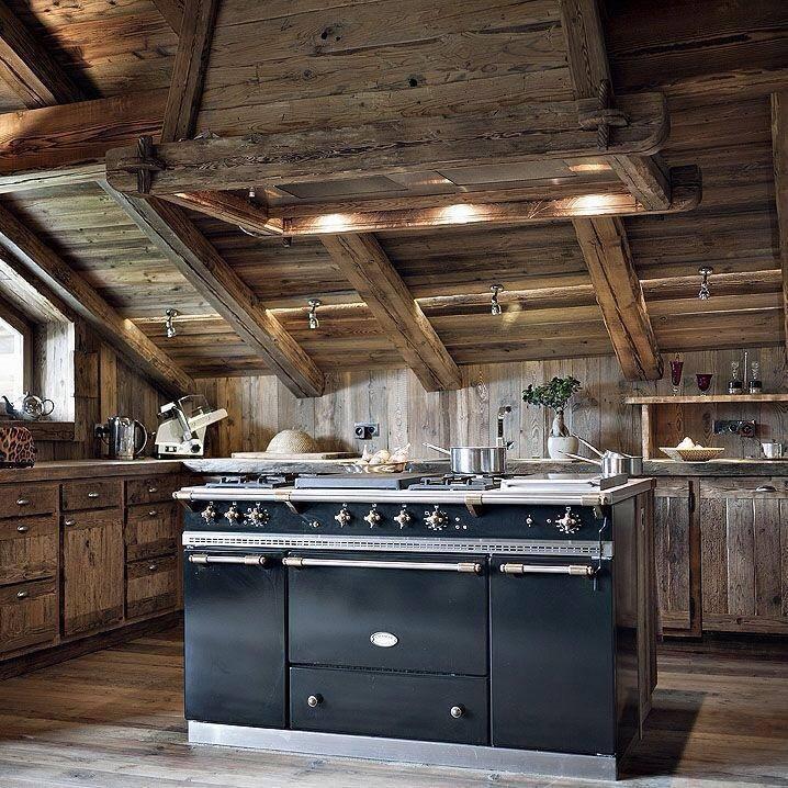 Rustikàlna kuchyňa, to je teplo domova - Obrázok č. 55