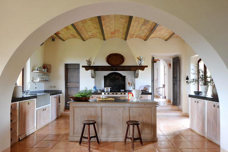 Rustikàlna kuchyňa, to je teplo domova - Obrázok č. 19