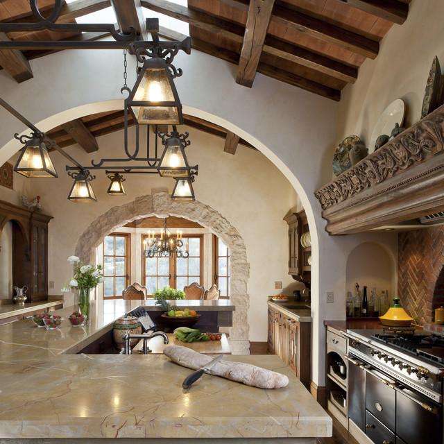 Rustikàlna kuchyňa, to je teplo domova - Obrázok č. 31