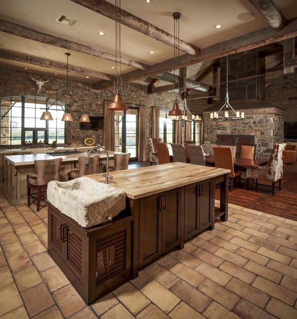 Rustikàlna kuchyňa, to je teplo domova - Obrázok č. 58