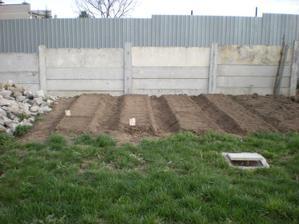naša mini záhradka