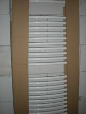 radiator v sprche