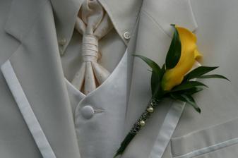 ..něco pro ženicha