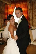 ..a náš první taneček :-)