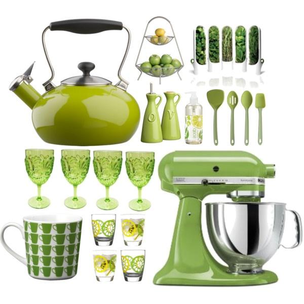 Zelená, kam sa pozrieš - stále decentne a vkusne - Obrázok č. 45