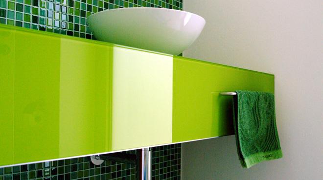 Zelená, kam sa pozrieš - stále decentne a vkusne - Obrázok č. 48