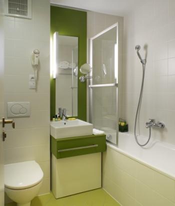 Zelená, kam sa pozrieš - stále decentne a vkusne - Obrázok č. 62