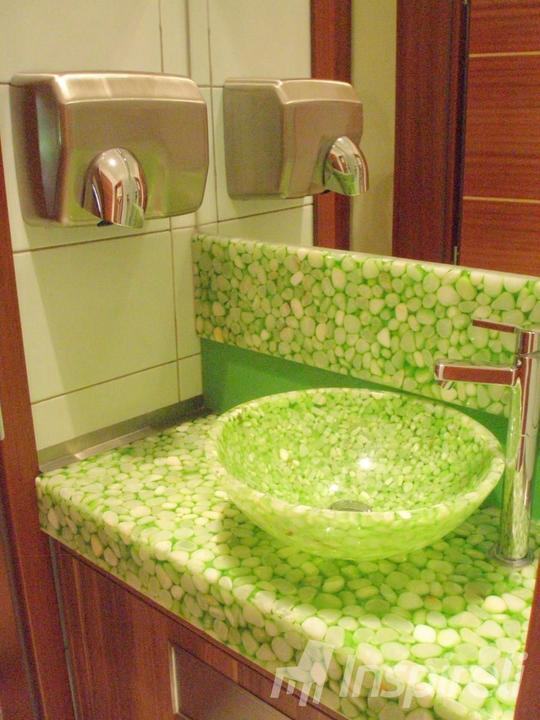 Zelená, kam sa pozrieš - stále decentne a vkusne - Obrázok č. 83