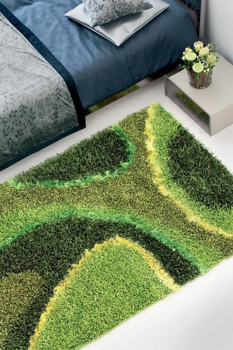 Zelená, kam sa pozrieš - stále decentne a vkusne - Obrázok č. 98