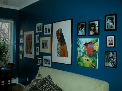 Modrá, kam sa pozrieš - stále decentne a vkusne - Obrázok č. 11