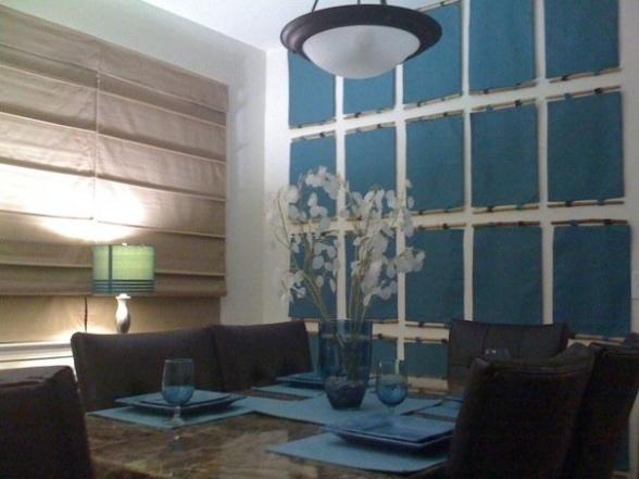 Modrá, kam sa pozrieš - stále decentne a vkusne - Obrázok č. 46