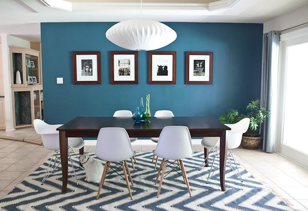 Modrá, kam sa pozrieš - stále decentne a vkusne - Obrázok č. 50