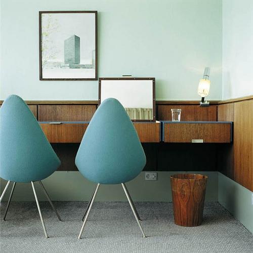 Modrá, kam sa pozrieš - stále decentne a vkusne - Obrázok č. 62