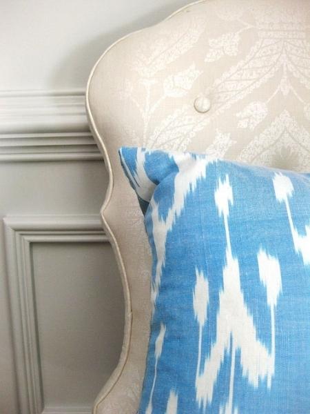 Modrá, kam sa pozrieš - stále decentne a vkusne - Obrázok č. 75