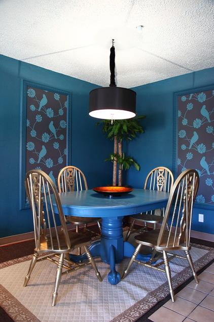 Modrá, kam sa pozrieš - stále decentne a vkusne - Obrázok č. 78