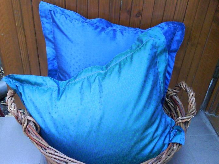 Modrá, kam sa pozrieš - stále decentne a vkusne - Obrázok č. 100