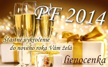 :-) všetkým Vám želám veselého silvestra a šťastný nový rok