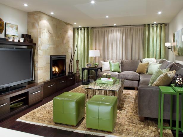 Zelená, kam sa pozrieš - stále decentne a vkusne - Obrázok č. 467
