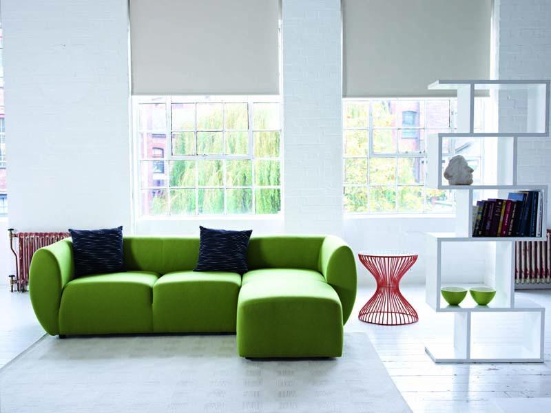 Zelená, kam sa pozrieš - stále decentne a vkusne - Obrázok č. 469
