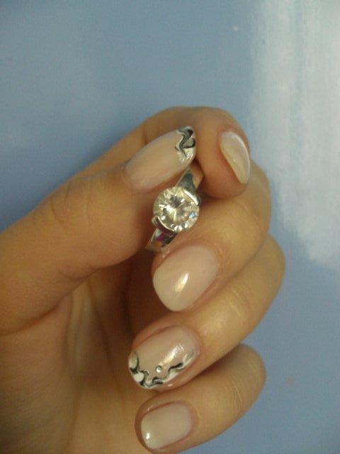 ...koniec 93-mesačného randenia - Môj nádherný snubný prsteň