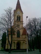 Kostolik evanjelickej cirkvi a. v. v Piešťanoch (Church)