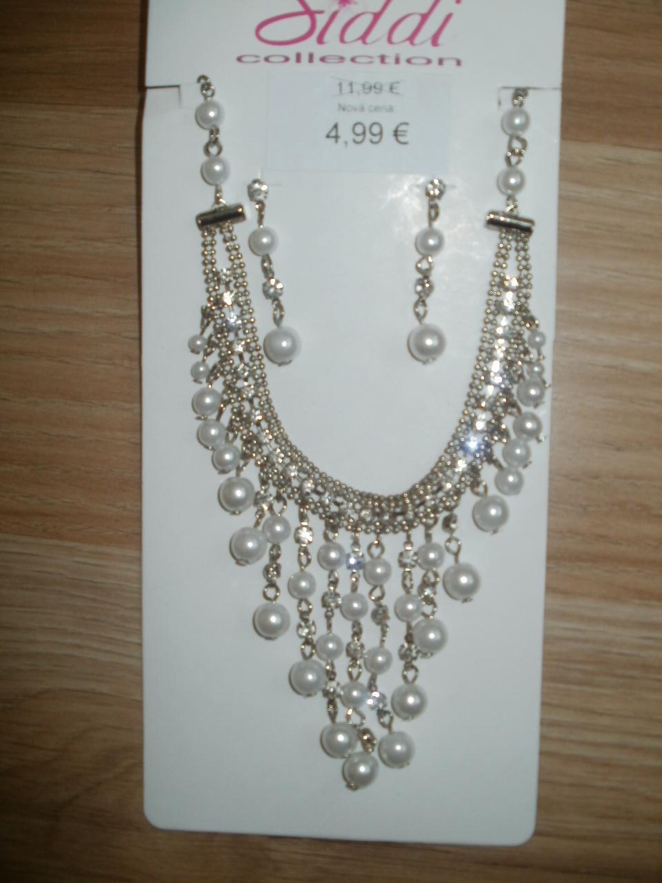 Sada náušnice + náhrdelník - Obrázok č. 3