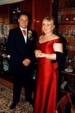 Martin so svojou maminkou