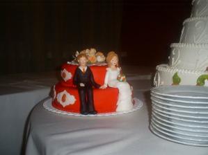 torta od kamarátky, nieje nádherná?