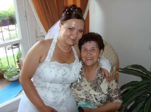 Ja a moja babka...