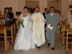 Prvé spoločné kroky v manželstve...