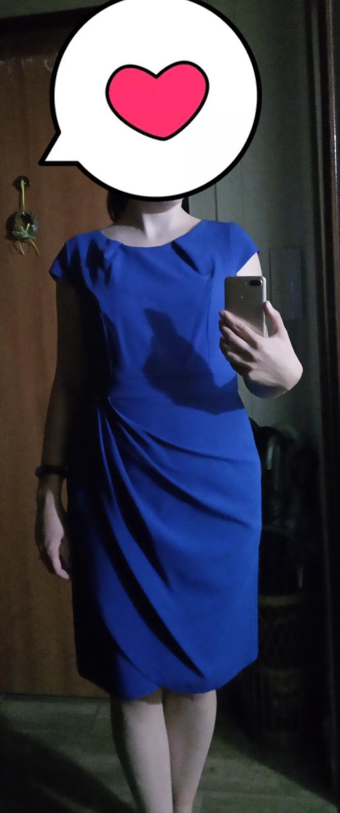 Nenosené šaty - Obrázok č. 1