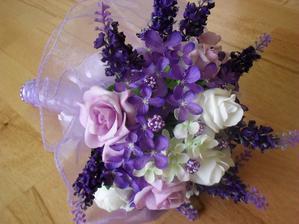 Házecí kytka pro nevěstu