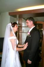 ...přes falešnou nevěstu se dostal až ke mně...