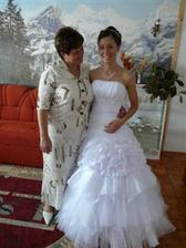 S mamkou..