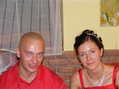 Popolnoční novomanželia