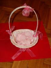 Košíček pro družičku :-)