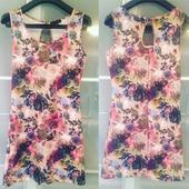Kvetované letné šaty, 38