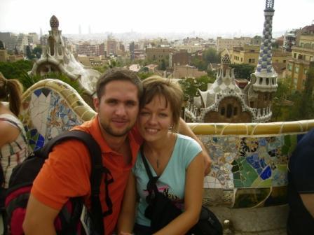 Svadba 29.8.2009 - ...a cestovatelia